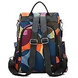 Creazy Women Simple Trend Student Bag Soft Wearable Versatile Shoulder Bag