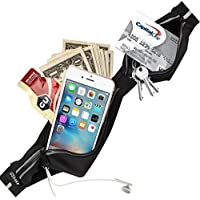 Running Belt, UShake Fanny Pack iPhone 6 7Plus 8 X Pouch...