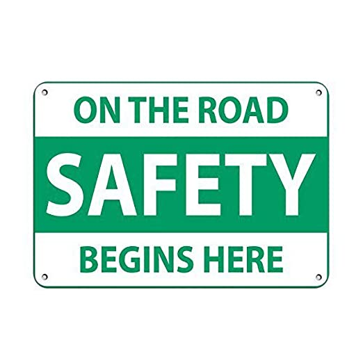 Tarfy On The Road Safety Begins Here Traffic Decoración de ...