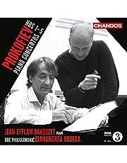 Prokofiev Piano Concertos