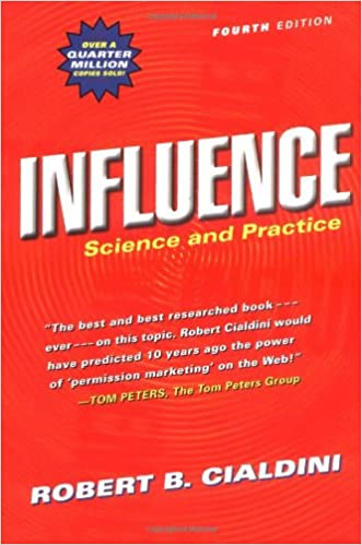 Influence: Science and Practice (4th Edition): 8601416490205 ...