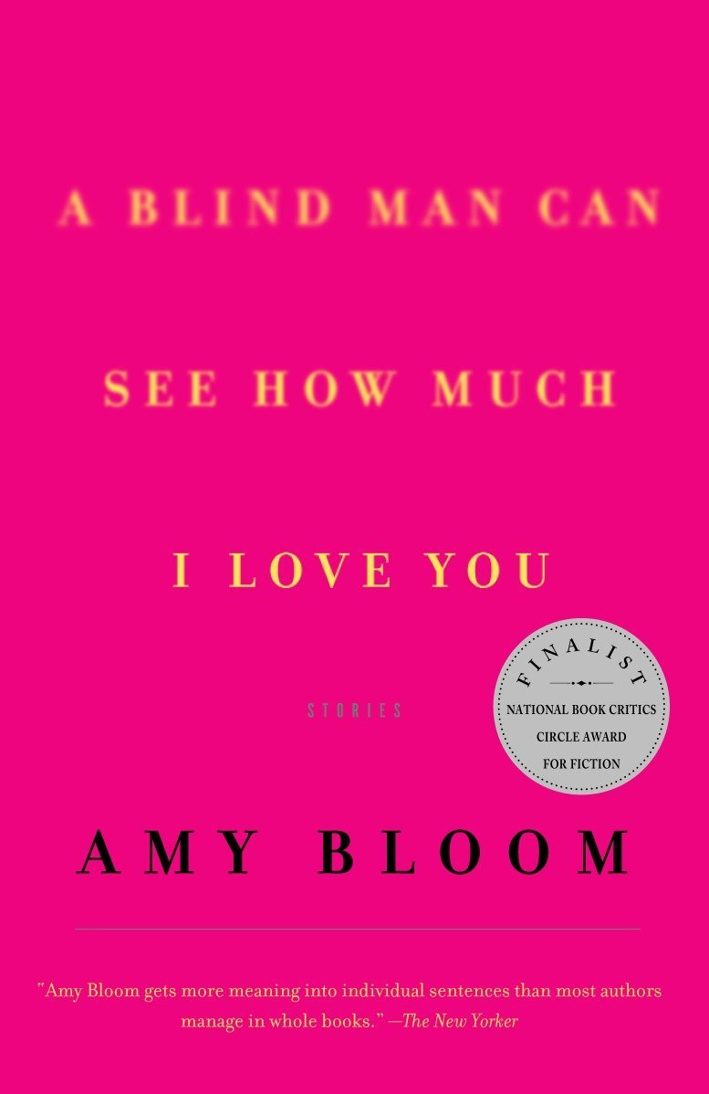 A Blind Man Can See How Much I Love You Stories Amy Bloom