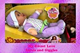 My Sweet Love Interactive Baby Doll Playset Ages 3+