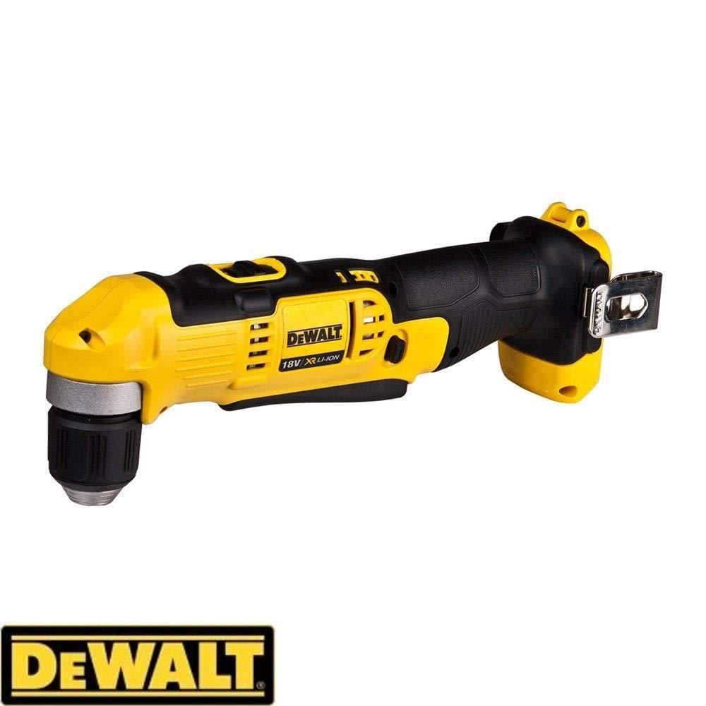 DEWALT DCD740N 18v Angle drill 10mm keyless chuck *BODY ONLY*