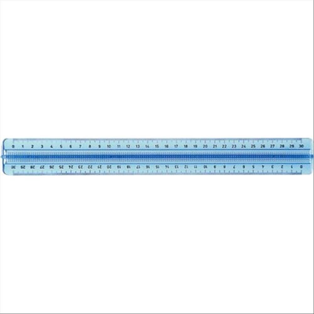 ARDA Triplodecimetro 30cm Linea Uni