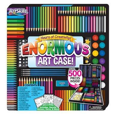 Enormous Art Case, 500pc by ArtSkills Inc