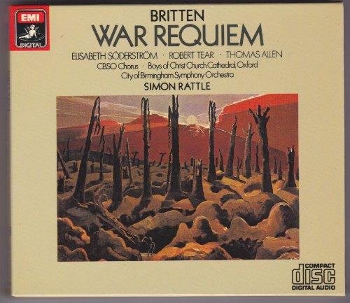 Tears Christs (Britten: War Requiem)