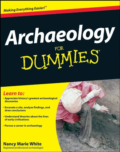 Archaeology For Dummies cover
