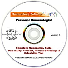 Personal Numerologist - Complete Numerology Suite (Personality, Forecast, Romantic Readings & Calculation Tool) by Matthew Oliver Goodwin