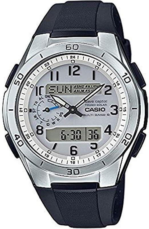 CASIO 손목시계 웨이브 셉터 디지털 WVA-M650-7AJF