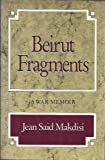 Beirut Fragments 9780892551507