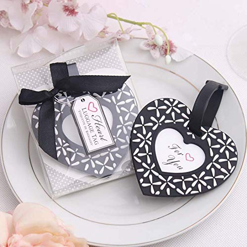 - Wedding Favors - 2017 Heart Airplane Luggage Tag Wedding Baggage Favors And Gift Unique Decorations - Guests Keychains Cut Hanging Bulk Chocolate Rings Glass Dress Keys