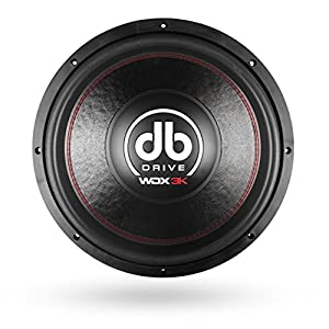 "DB Drive WDX15 2K Wdx Series Competition Subwoofer (15"")"