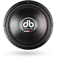 db Drive WDX15 3K 15 Inch Competition Subwoofer 3K Watts Dual 4 Ohm Voice Coil