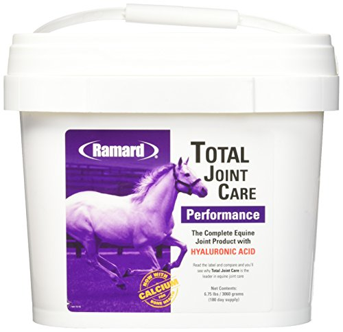 - Ramard 079004 Total Joint Care Performance Supplement for Horses, 6.75 lb/180 Day
