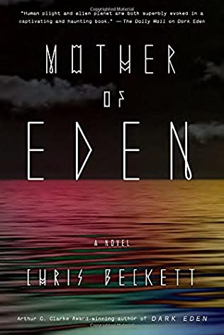 book cover of Mother of Eden