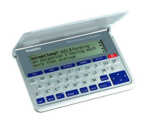 electronic pocket dictionary - 6