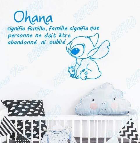 CCM Ohana Significa Familia Significa Nadie se Queda atrás o se ...