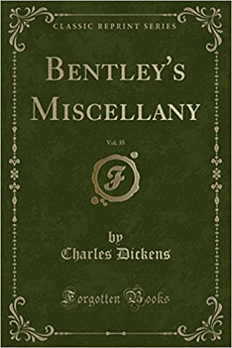 Book Bentley's Miscellany, 1854, Vol. 35 (Classic Reprint)