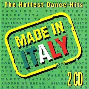 80s Italo Disco (CD Compilation, 22 Tracks, Various Artists) samoa park tubular bells foreign affair / steve allen letter from my heart / max him japanese girl / italian boys forever lovers / koto jabdah / miko mission the world is you / valerie dore it's so easy etc.. ()