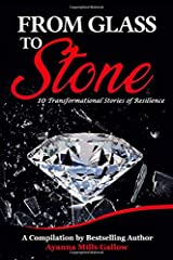 From Glass To Stone: Journal To Develop Resilience Paperback