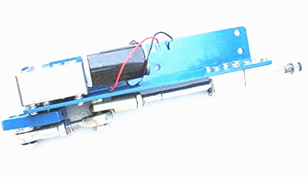 YiFun Trade 50mm 24V 1A Automatic Reciprocating Linear Actuator Motor Stroke Driver Cycle Motor 0.5KG Output force YF&EB