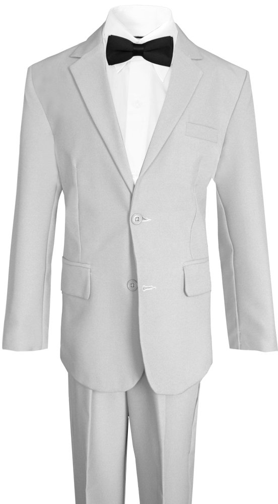 Black n Bianco Boys Suits w/Bow Tie