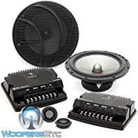 Diamond Audio Sxp65a 6-1/2 Convertible Component Speaker System