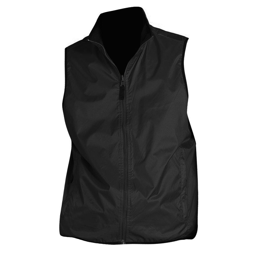 "SOL'S Winner Unisex Reversible Anti-Pill Bodywarmer Jacket (XL (43-44"" Chest)) (Black) by SOL'S"