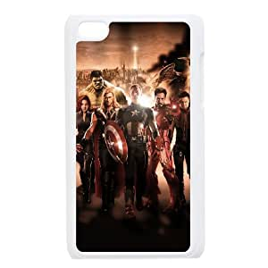 Ipod Touch 4 Phone Case for The Avengers Classic theme pattern design GQTAS731832