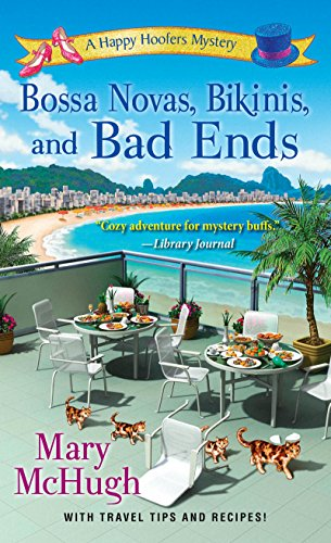 Bossa Novas, Bikinis, and Bad Ends (A Happy Hoofers Mystery Book 4)