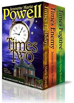 Times Two (Saturn Society Boxed Set) by [Powell, Jennette Marie]