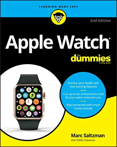Apple Watch For Dummies by For Dummies