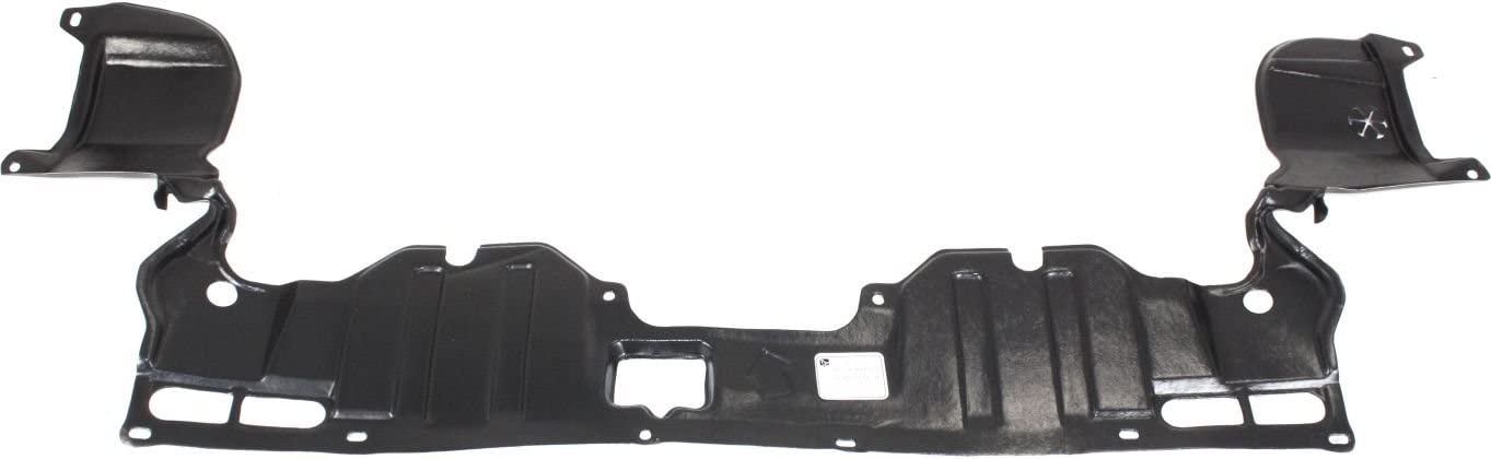 Parts N Go 2001-2003 Civic Fender Liner Pair with Undercover Splash Guard Set 74111S5AA00 74151S5A000,