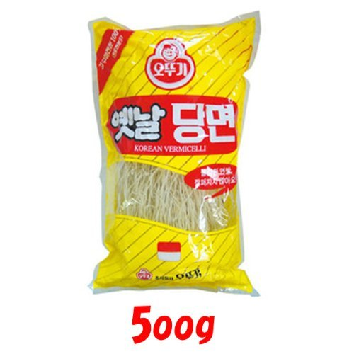 [Korean food - cold noodles, vermicelli] Korean food fee * fairy vermicelli (Chappuche) 500g Noodles * by Otogi
