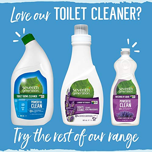 Seventh Generation, Toilet Bowl Cleaner Emerald Cypress and Fir Scent 32 Ounces