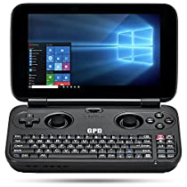 "GPD WIN PC Game Intel Cherry Trail X7-Z8750 Quad Core 5.5"" Display In-Cell IPS 1280*720, Windows 10 OS, 4GB RAM 64GB ROM, Supporto HDMI Type-C Game pad, Bluetooth 4.1, Battreia 6700mAh"