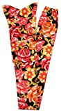 Stethoscope Cover - Red & Orange Roses