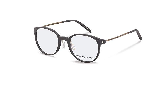 Amazon.com: Auténtico Porsche Design P 8335 D - Gafas de ...