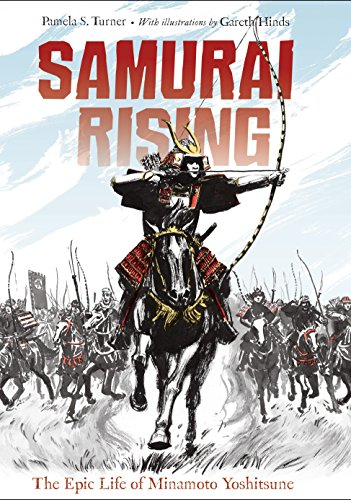 Samurai Rising: The Epic Life of Minamoto Yoshitsune by Charlesbridge (Image #4)