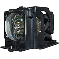 AuraBeam Professional Replacement Projector Lamp for Sanyo POA-LMP93 With Housing (Powered by Philips)