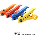 Multi-Function Hand Tool Wire Stripper Cutter Crimper