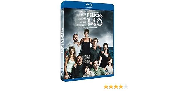 Felices 140 Blu-Ray [Blu-ray]: Amazon.es: Maribel Verdú, Antonio ...
