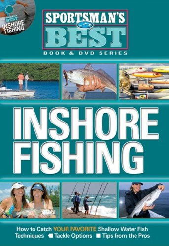 Sportsman's Best: Inshore Fishing Book & DVD Combo