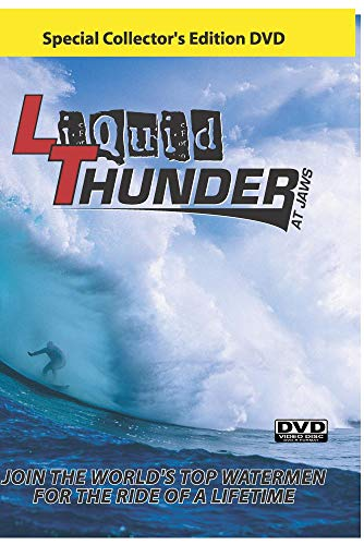 LIQUID THUNDER AT JAWS- Surfing Movie (Best E Liquid In The World)
