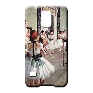 samsung galaxy s5 phone cases covers Perfect Strong Protect New Arrival Wonderful ballet dancers edgar degas