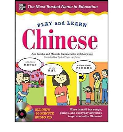 Descargas de audio de libros gratis en líneaPlay and Learn Chinese (Book & CD) in Spanish PDF iBook PDB by Ana Lomba