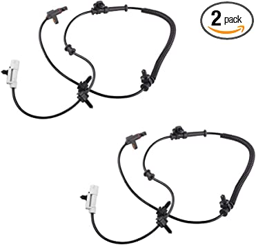 2x ABS Speed Sensor Rear Left /& Right For 2006-2010 Jeep Commander 3.7L 4.7L 5.7