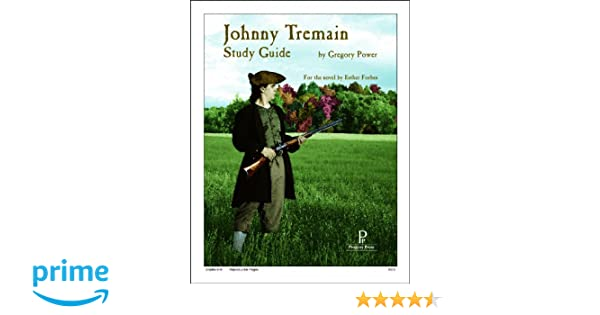 Johnny tremain study guide gregory power 9781586093402 amazon johnny tremain study guide gregory power 9781586093402 amazon books fandeluxe