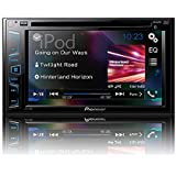 """PIONEER AVH-290BT 6.2"""""""" Double-DIN In-Dash DVD Receiver with Bluetooth(R) & WVGA Clear-Resistive Touchscreen"""